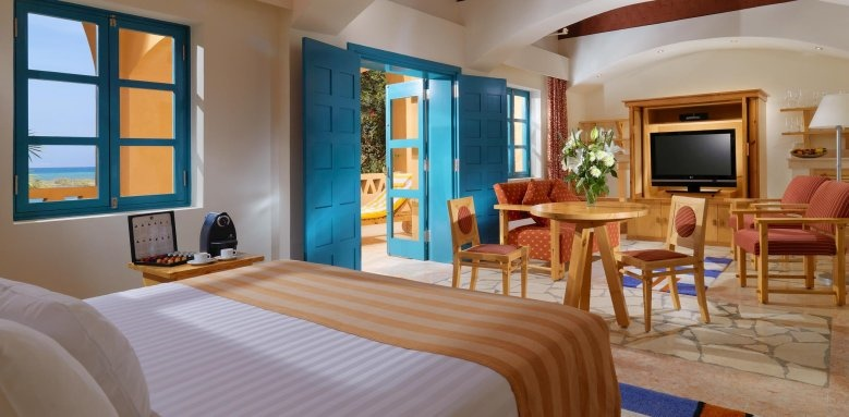 Sheraton Miramar Resort El Gouna, junior suite