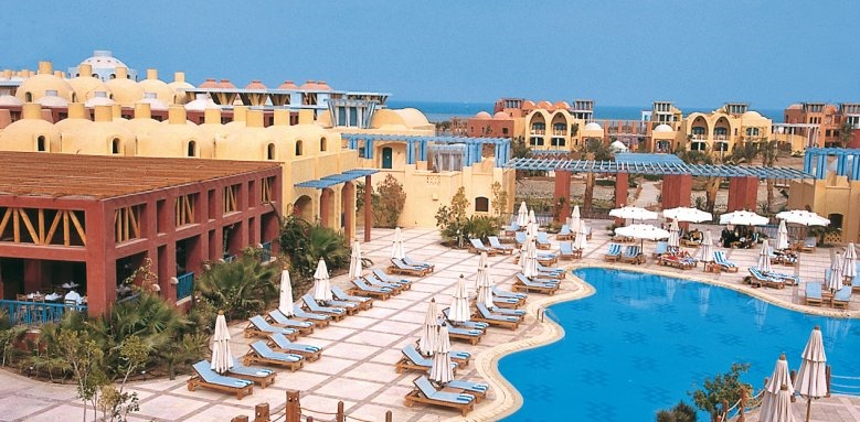 Sheraton Miramar Resort El Gouna, pool and exterior