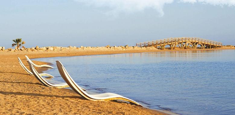 sheraton soma bay, beach