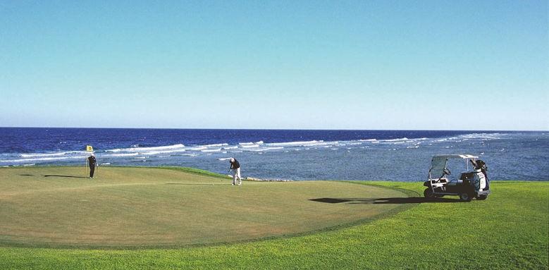 sheraton soma bay, golf