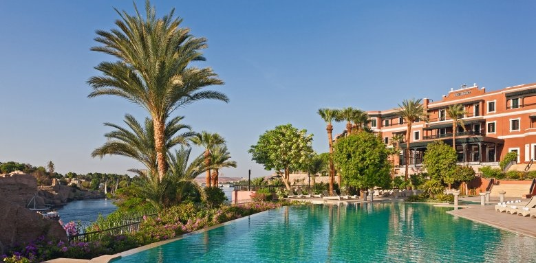 Sofitel Legend Old Cataract Aswan Egypt