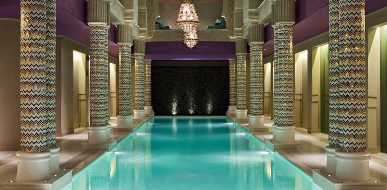 Sofitel Legend Old Cataract Aswan, So spa