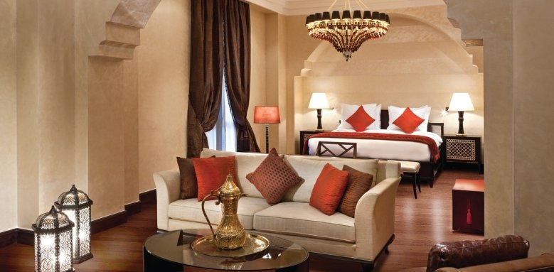 Sofitel Legend Old Cataract Aswan, cataract suite
