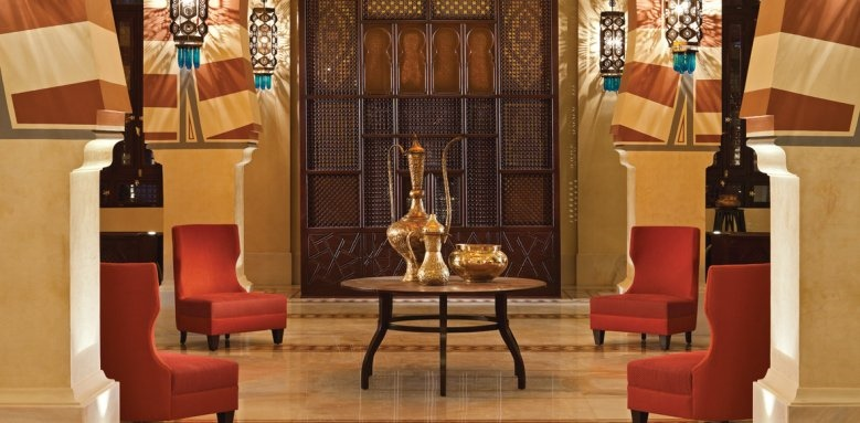 Sofitel Legend Old Cataract Aswan, lobby