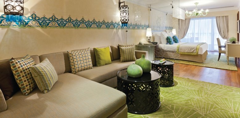 Sofitel Legend Old Cataract Aswan, luxury room Nile view