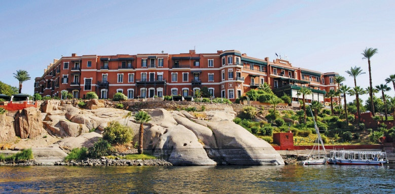 Sofitel Legend Old Cataract Aswan, exterior
