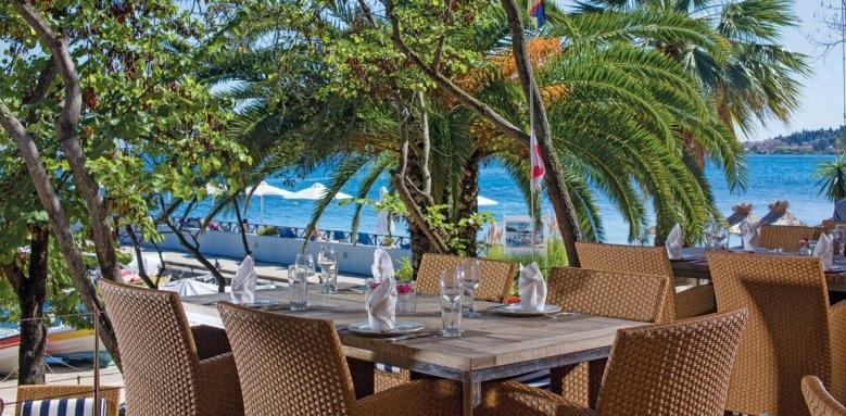 Kontokali Bay Resort & Spa, albatros brasserie