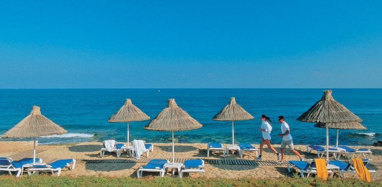 Aldemar Knossos Royal & Royal Villas, beach