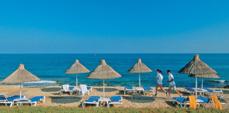 Aldemar Knossos Royal & Royal Villas, beach