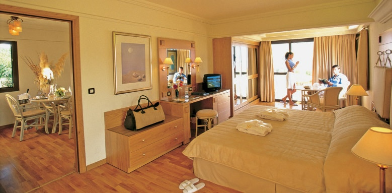 Aldemar Knossos Royal & Royal Villas, family room