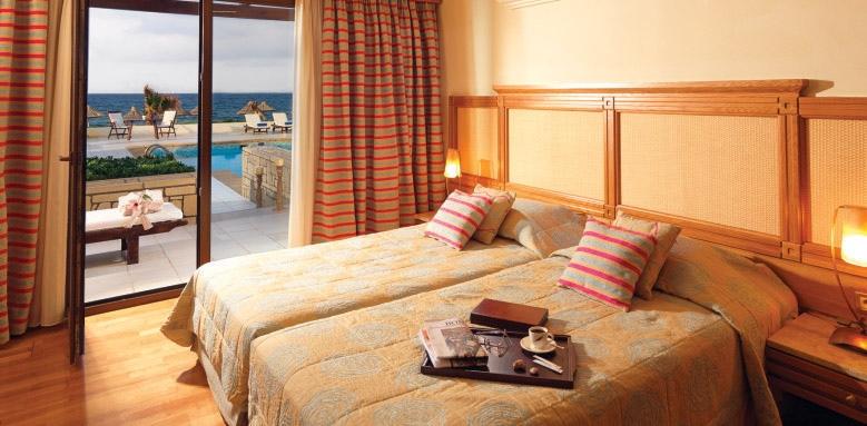 Aldemar Knossos Royal & Royal Villas, villa bedroom