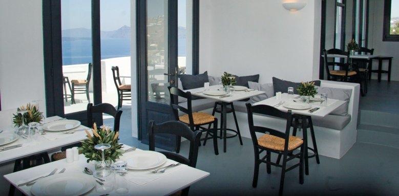 Ambassador Santorini, restaurant