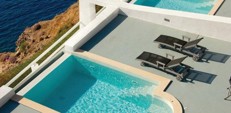 Ambassador Santorini, superior deluxe pool