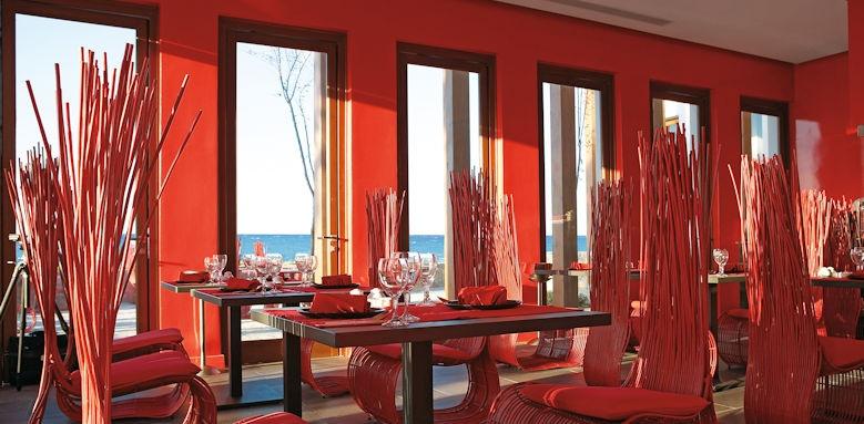 Grecotel Amirandes, asian restaurant