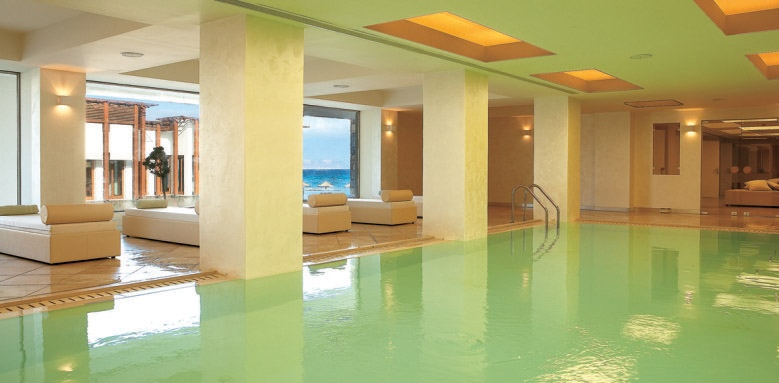 Grecotel Amirandes, indoor pool