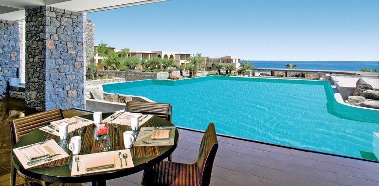 AquaGrand, pool view