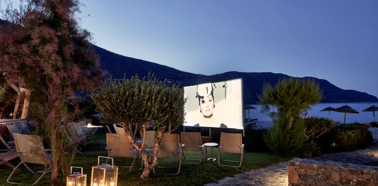 Blue Palace, a luxury collection resort and spa, cinema