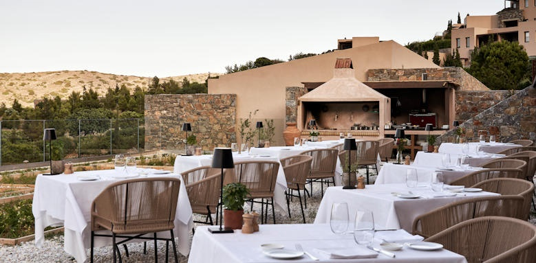 Blue Palace, a luxury collection resort and spa, anthos restaurant