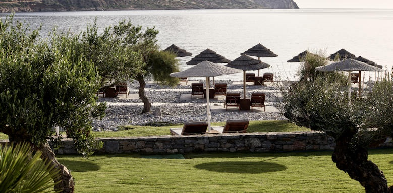 Blue Palace, a luxury collection resort and spa, overview beach