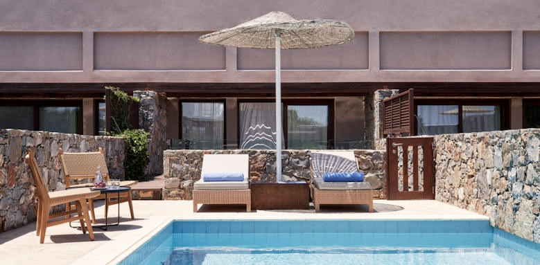Blue Palace, a luxury collection resort and spa, two bedroom family pool