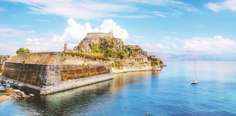 Grecotel Imperial Corfu, corfu fortress