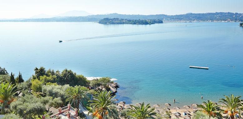 Grecotel Imperial Corfu, view