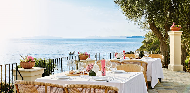 Grecotel Imperial Corfu, views