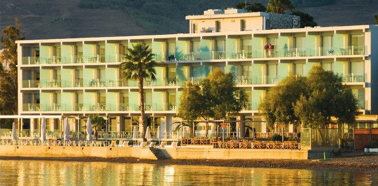 Kos Aktis Art Hotel, facade