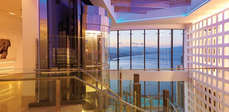 Lindos Blu Hotel & Suites, Lobby