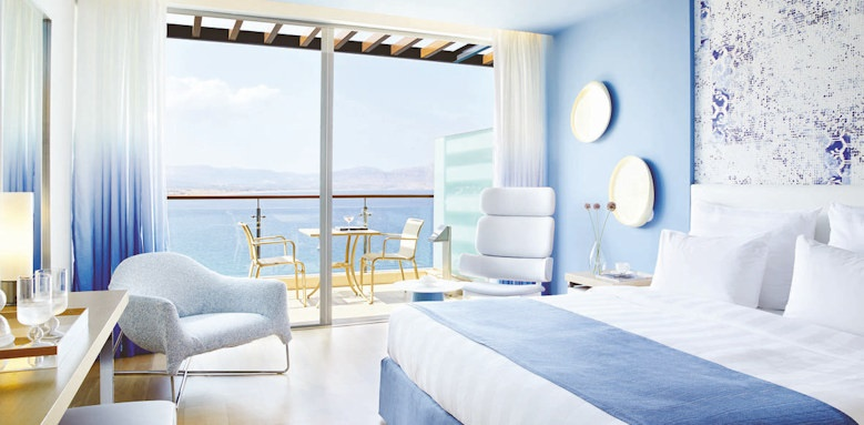lindos, double room
