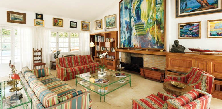 La Moraleja, lounge