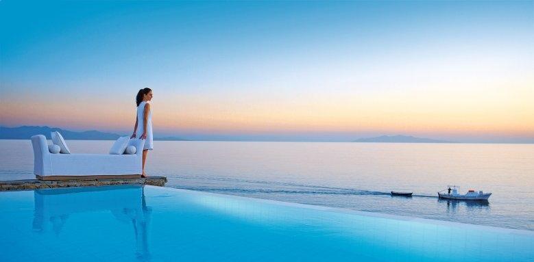 Petasos Beach Resort & Spa, infinity pool