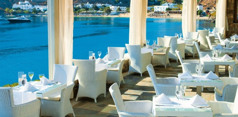 Petasos Beach Resort & Spa, restaurant
