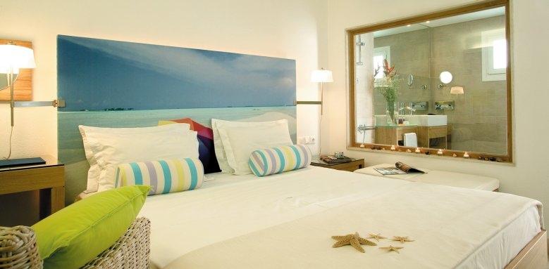 Petasos Beach Resort & Spa, standard room