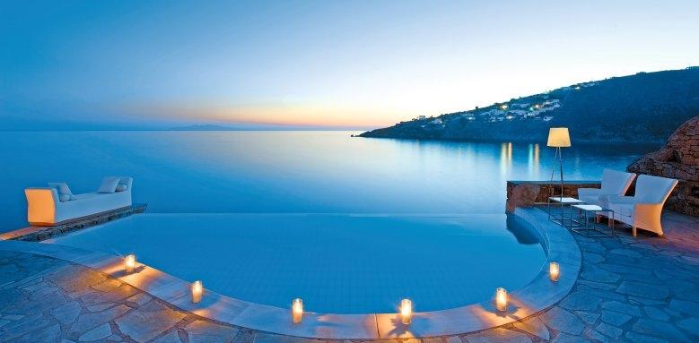 Petasos Beach Resort & Spa, suite private pool