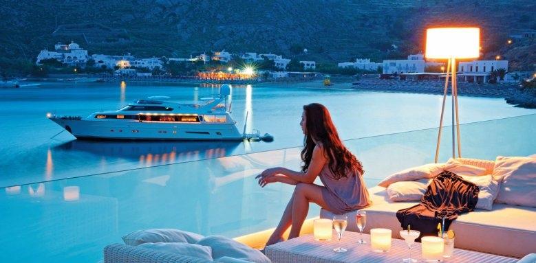 Petasos Beach Resort & Spa, view over bay