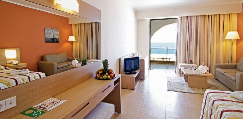 The Kresten Royal Villas & Spa, double superior bedroom