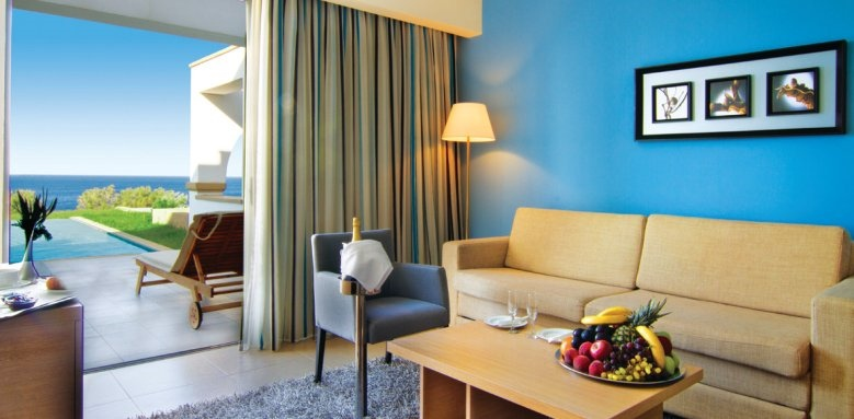 The Kresten Royal Villas & Spa, villa interior