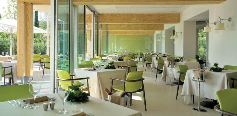 Aqualux Hotel & Spa, restaurant