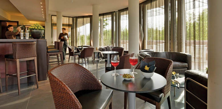 Aqualux Hotel Spa Suite & Terme, lounge