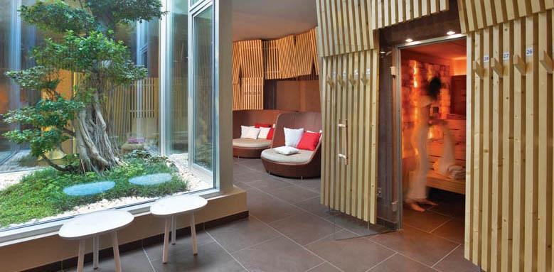 Aqualux Hotel Spa Suite & Terme, wellness spa