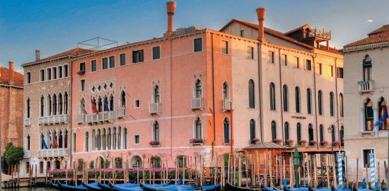 Ca' Sagredo Hotel, exterior
