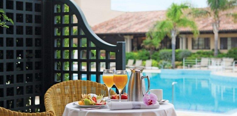 La Quinta, breakfast
