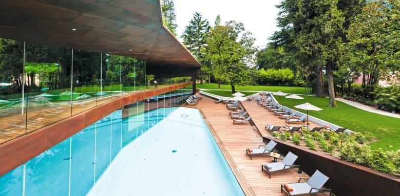 lido palace, pool