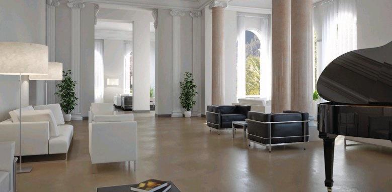 Lido Palace Hotel, lobby