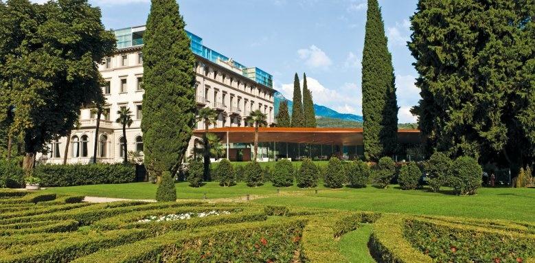 Lido Palace Hotel, exterior
