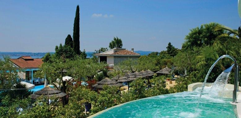 Hotel Olivi Thermae & Natural Spa, thermal pool