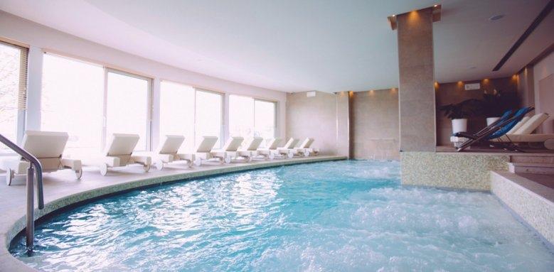Hotel Olivi Thermae & Natural Spa, indoor pool