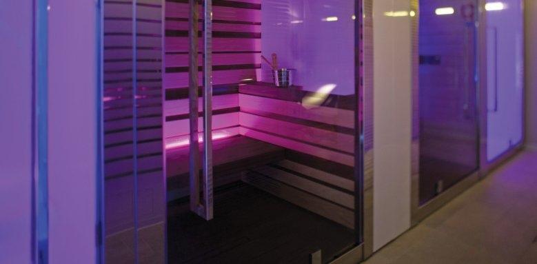 Hotel Olivi Thermae & Natural Spa, sauna