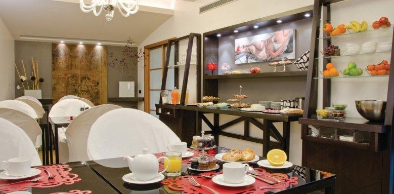 Hotel Plaza Opera, breakfast